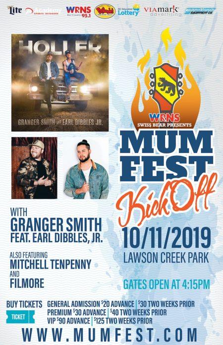 Mumfest 2019 Poster