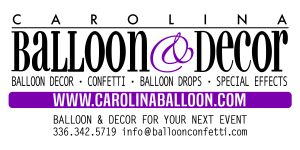 Carolina Balloon Logo April 2017